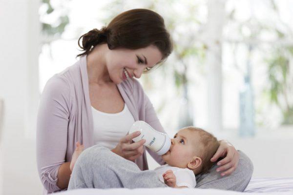 Детская молочная смесь: рекомендации по выбору